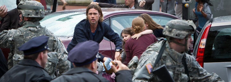 David Fincher je údajně velmi blízko k režii World War Z 2. Natáčení s Bradem Pittem by mělo odstartovat již začátkem roku 2018