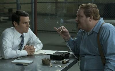 David Fincher odhalil datum premiéry druhé série Mindhuntera. Dorazí už příští měsíc!