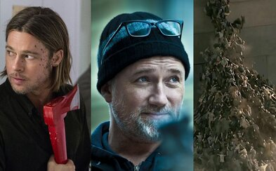 David Fincher rokuje o režírovaní World War Z 2 s Bradom Pittom!