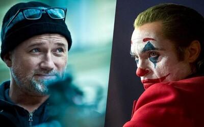 David Fincher si myslí, že Joker zradil to, jak má společnost vnímat a prezentovat duševně nemocné lidi