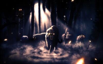 Dávne beštie, ktoré neľútostne lovili ľudí a naháňali im obrovský strach. Stretnúť by si sa s nimi nechcel ani dnes