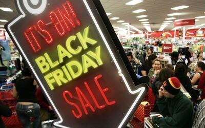 Davové šílenství již vypuklo s letošním Black Friday