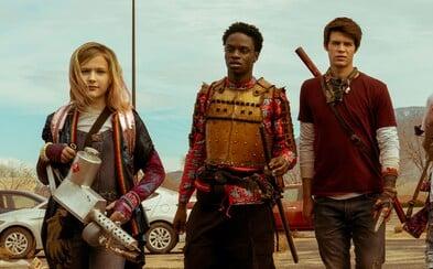 Daybreak bude novým seriálovým hitem od Netflixu. Dospělí jsou zombie a teenagerům patří skvěle vypadající postapo svět