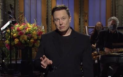 """Elon Musk """"medzi rečou"""" oznámil, že trpí poruchou autistického spektra. V šou SNL priznal Aspergerov syndróm."""