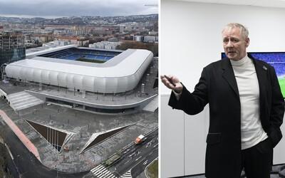 Štát od Ivana Kmotríka odmietne odkúpiť Národný futbalový štadión za 100 miliónov eur. Nie je jasné, kde bude hrávať slovenská reprezentácia.