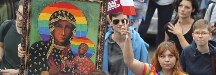 Polské samosprávy vytvořily zóny bez LGBTI. Evropský parlament jim přestal vyplácet eurofondy