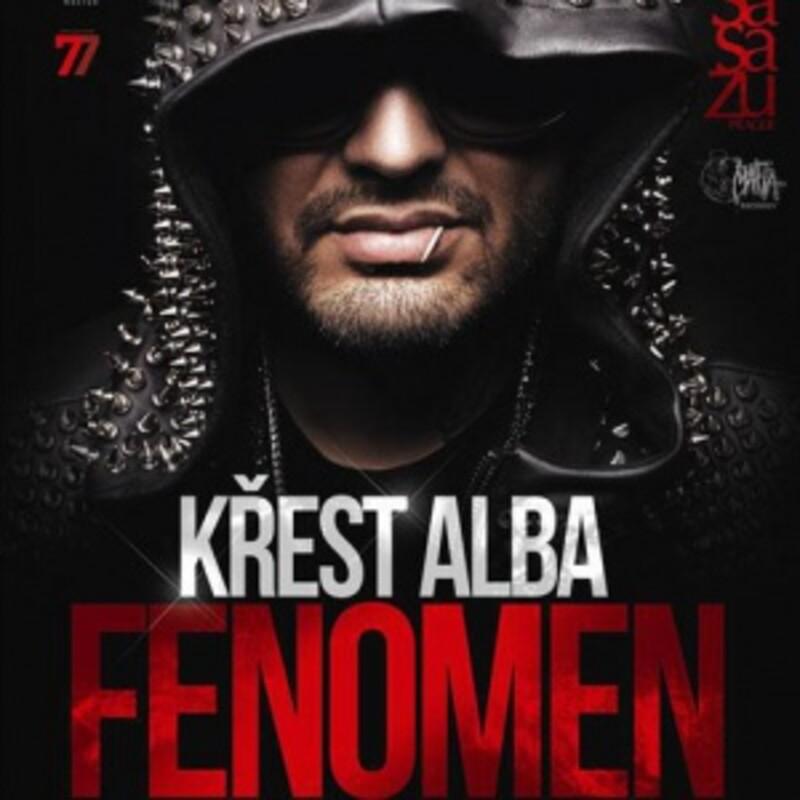Kto sa stal Krstným otcom albumu Fenomén na najväčšom krste v pražskom SaSazu