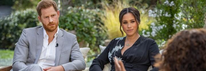 Rozhovor Harryho a Meghan s Oprah Winfrey odvysílá Česká televize