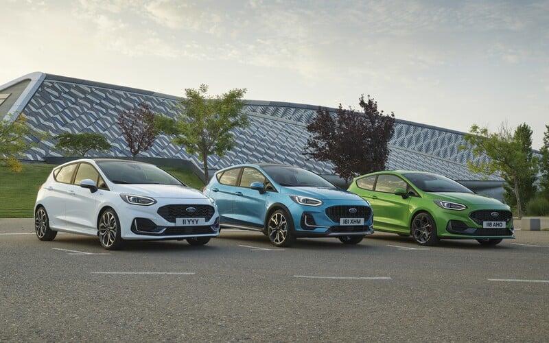 Obľúbený Ford Fiesta prešiel kompletnou modernizáciou. Najväčšie zmeny sa odohrali v prednej časti.