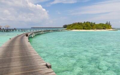Češi během pandemie houfně navštěvují Maledivy, nejvíce však létají do Egypta.