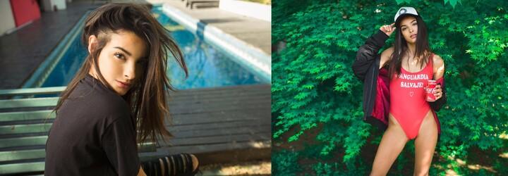 Španělská kráska Cami tě svými křivkami a svůdnou tváří zahřeje i v této zimě. Provokativní svlékání jí problémy nedělá