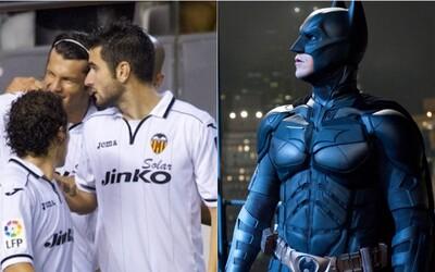 DC Comics štve, že Valencia CF má v znaku netopiera. Klub odkazuje, že zviera používal, keď ešte v Amerike lovili bizóny