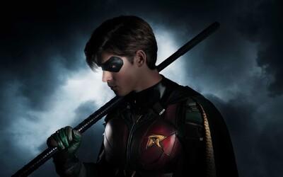 DC pracuje na akčnom seriáli Titans, ktorý nám predstaví Batmanovho sidekicka Robina veliaceho skupine superhrdinov
