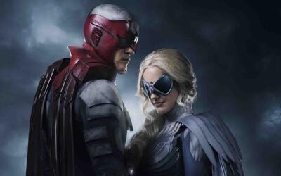 DC seriál Titans predstavuje ďalších komiksových hrdinov. Po Robinovi prichádza aj agresívny Hawk a mierumilovná Dove