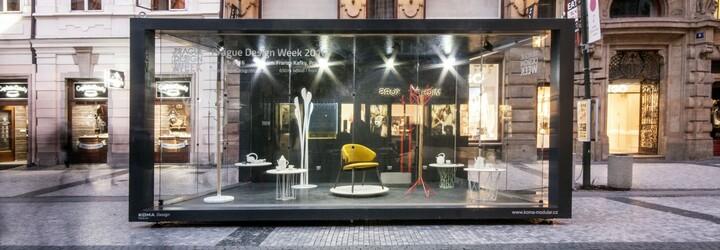 Právě probíhající Prague Design Week nadchne kreativními expozicemi. Až do neděle ho najdeš na Staroměstském náměstí