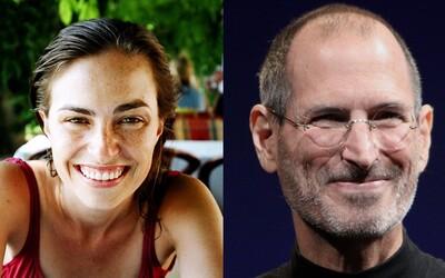 Dcera Steva Jobse popisuje v pamětech komplikovaný vztah s otcem. Vnímal ji jako ostudu