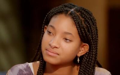 Dcéra Willa Smitha pred svojou mamou priznala, že je polyamorná