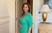 Dcérka Moniky Beňovej sa bude volať Lea. Vraj bude futbalistka alebo karatistka