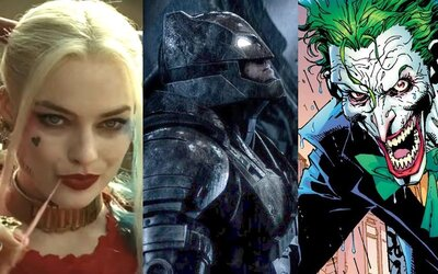 DCEU vyprodukuje desítky filmů. Proč se nejvíce těšíme na Scorseseho Jokera?