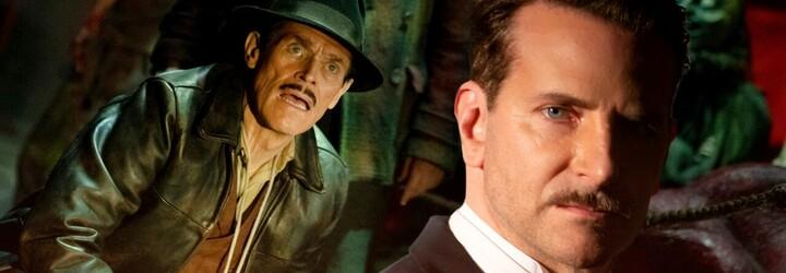 Bradley Cooper odhaľuje príšeru v cirkuse aj v samom sebe. V Nightmare Alley ho sprevádzajú krásne ženy a krvou zaliate steny