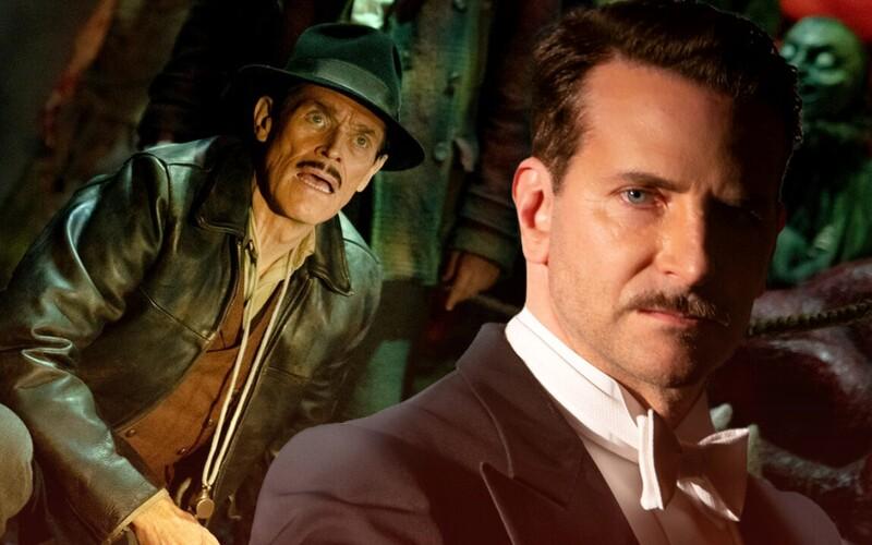 Bradley Cooper se v novém hororu od Guillerma del Tora dostane do děsivého cirkusového světa.