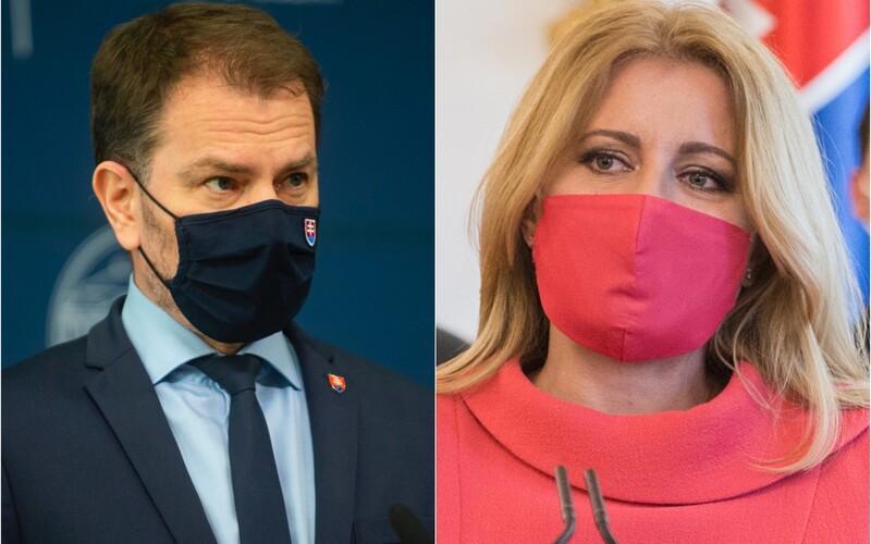 Prezidentka Čaputová kritizuje Matovičov nákup Sputnika V: Nie je to odvaha ale rezignácia na pravidlá.