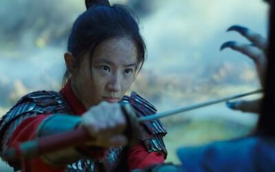 Ak miluješ veľkolepé čínske príbehy a nereálne súboje, Mulan ťa ohúri. Nový trailer sľubuje príchod veľkolepej fantasy vojny
