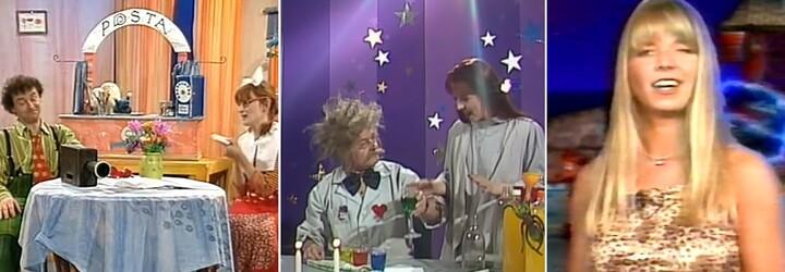 """Čo robia bývalé hviezdy detských relácií """"Elá Hop"""" alebo """"Kakao""""?"""