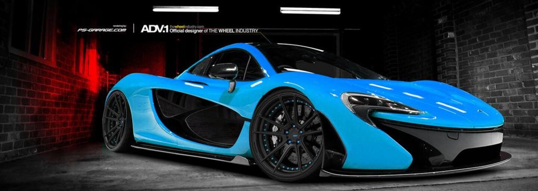 Deadmau5 ukázal svoj nakonfigurovaný McLaren P1