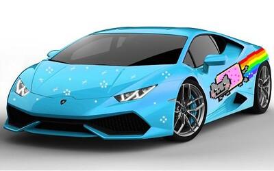 Deadmau5 zvažuje kúpu nového Lamborghini. Volalo by sa Purrican a nechýbal by šialený polep!