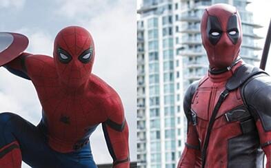 Deadpool 2 oficiálně potvrzen se stejnými tvůrci. Spojí se s marveláckým Spider-Manem?