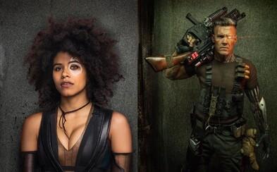 Deadpool 2 predstavuje svojich parťákov. Po strelkyni Domino sa konečne odhaľuje aj mutant Cable v podaní charizmatického Josha Brolina
