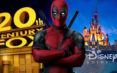 Deadpool je jediný mutant, ktorý prežije spojenie s Disney