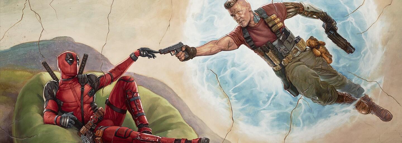 Deadpool nám pripomína udalosti prvej časti a ukazuje aj pár nových záberov z pokračovania či oficiálny plagát