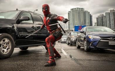 Deadpool nás šteklí ďalšími fotkami, no dorazí už konečne ten trailer?