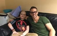 Deadpool pre svojho 13-ročného fanúšika, ktorý podľahol rakovine, napísal emotívny list