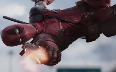 Deadpool prelieva v novom traileri krv, nadávky, sex a množstvo nevhodného humoru