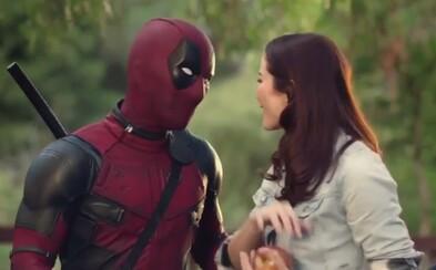 Deadpool prežíva romantické chvíle v nesmierne zábavnom promo videu, oznamujúcom blížiace sa vydanie na Blu-ray a DVD