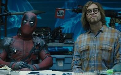 Deadpool sa v ďalších skvelých záberoch snaží nabrať členov do tímu X-Force. Prijíma aj záujemcov bez superschopností