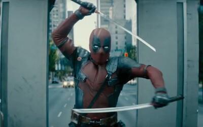 Deadpool si v dosud nejlepším traileru dělá srandu z Thanose, DCEU, tvůrců Wolverina a katanami neúspěšně krájí Cableovy náboje