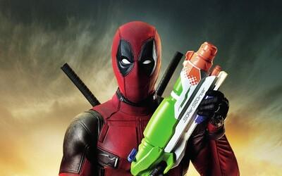 Deadpool si zase pouští ústa na špacír v nových záběrech a úžasných obrázcích