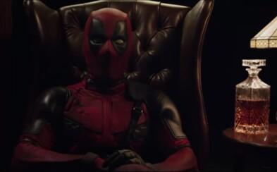 Deadpool vám posiela správu... trailer vám ukáže už zajtra!