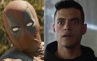 Deadpoola 3 údajne zrežíruje David Leitch, tvorca dvojky. Rami Malek zase tvrdí, že Mr. Robot pravdepodobne skončí 4. sériou