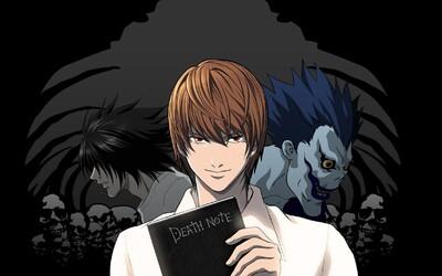 Death Note je nesmierne napínavým a geniálne napísaným anime, ktoré ťa dostane svojím prepracovaným príbehom