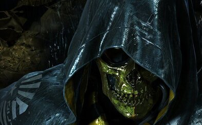 Death Stranding ukazuje gameplay! Připrav se na největší mindfuck v historii her s hollywoodskými herci