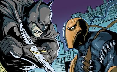 Deathstroke: Kto sa schováva za oranžovo-čiernou maskou a je hodný byť záporákom pre sólovku Batmana?