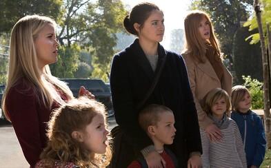 Debutová ukážka pre hviezdne obsadenú minisériu od HBO odhaľuje lákavú vzťahovú drámu plnú tajomstiev