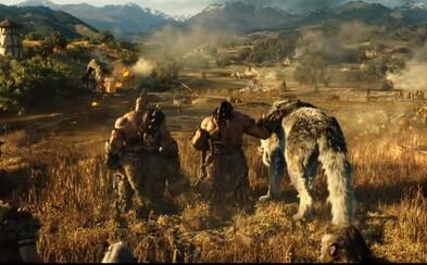 Debutové zábery z Warcraftu sú predzvesťou akčného traileru na veľkolepú bitku medzi dvoma svetmi