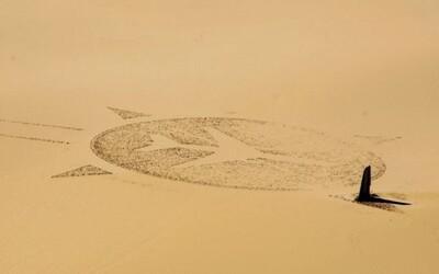 Decentný pamätník leteckej tragédie na Sahare