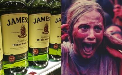 Dedič známej whiskey si za 6 vreckoviek kúpil 10-ročnú otrokyňu, predhodil ju kanibalom a celý proces namaľoval